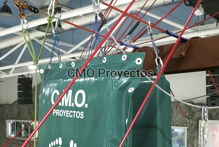 Safety and regulations en Parque Multiaventura CMO Proyectos