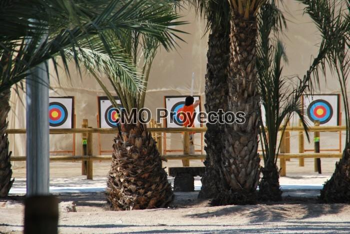 Productos en Parque Multiaventura CMO Proyectos
