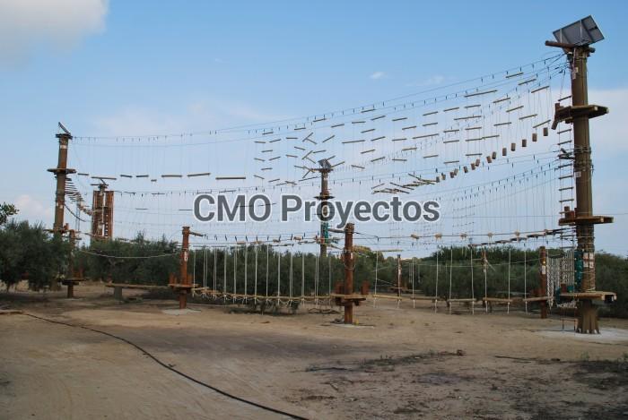 Parcs CMO en Parque Multiaventura CMO Proyectos