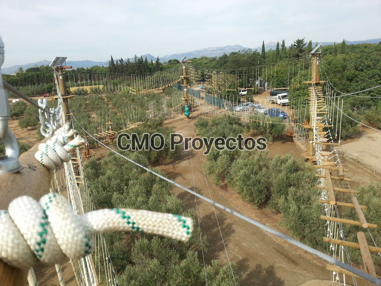 Parc Jumpland Aventura en Parque Multiaventura CMO Proyectos