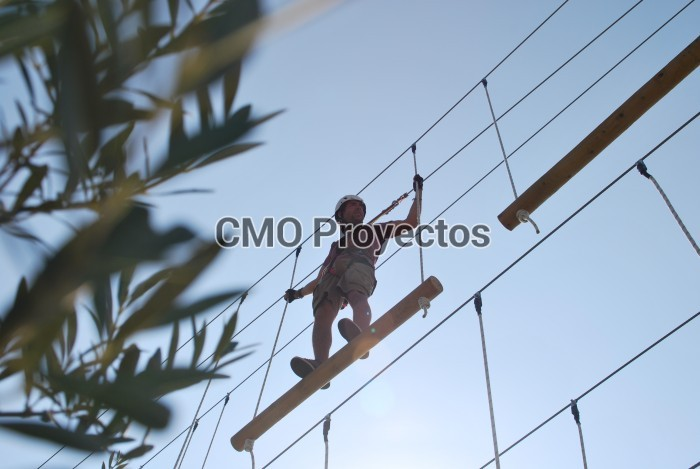CMO Parks en Parque Multiaventura CMO Proyectos