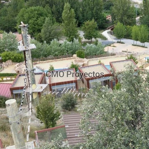 Investing with CMO en Parque Multiaventura CMO Proyectos